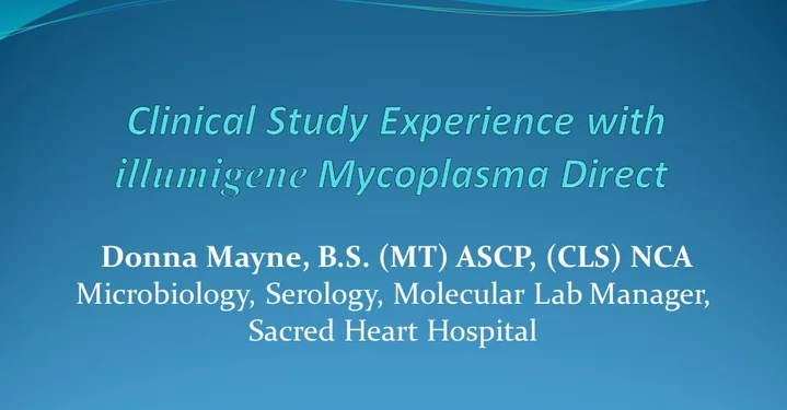 Clinical Study Experience Video